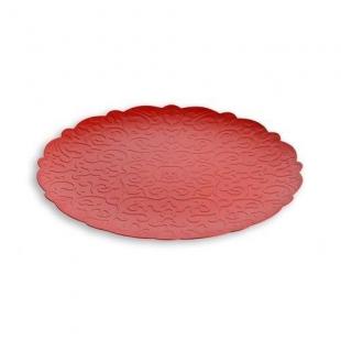 Alessi DRESSED Vassoio rosso