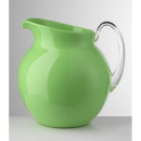 Mario Luca Giusti PALLA fluo verde  21 cm