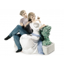 Nao by Lladrò THE PERFECT COUPLE La coppia perfetta Sposi Matrimonio
