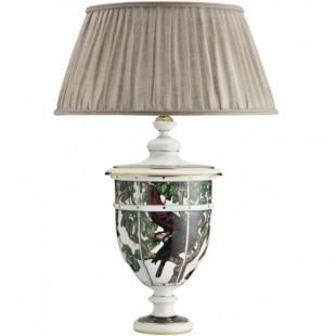 Richard Ginori lampada PERROQUETS