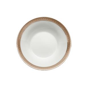 Richard Ginori PLATINUM piatto caffè 11 cm forma Impero (6pz)