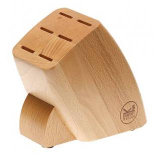 Sambonet CEPPO PORTA COLTELLI da bistecca in legno