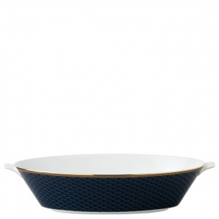 Wedgwood BYZANCE large oval server 34 cm