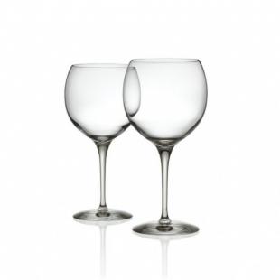 Alessi Mami XL Bicchiere per vini rossi (2 pezzi)