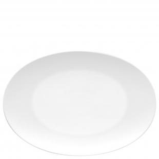 Rosenthal studio-line TAC GROPIUS WEISS piatto ovale 34 cm (1pz)