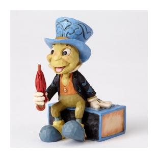 Jim Shore DISNEY Grillo Parlante Pinocchio