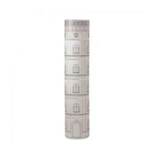 6 glasses in blown satin glass  Design: Alessandro Zambelli  Material: Fine Porcelain  Size: cm ø 9 h.42