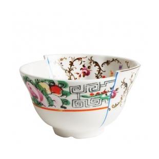 Fruit Bowl  Design: CTRLZAK  Material: Bone China porcelain  Size: ø cm 10,5 h. 6,2