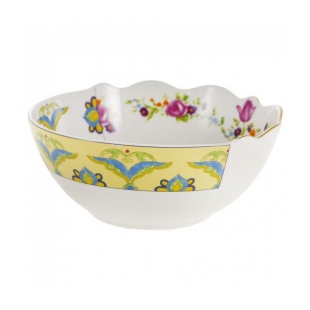 Bowl  Design: CTRLZAK  Material: Bone China porcelain  Size: ø cm 17,5 h. 7,5