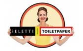 SELETTI wears Toilet Paper