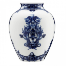 Richard Ginori 1735  BABELE Vaso ad orcino 29 cm