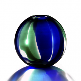 Carlo Moretti I PICCOLI vaso vetro di Murano