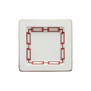 Richard Ginori 1735 CATENE svuotatasche quadrato piccolo 18 cm