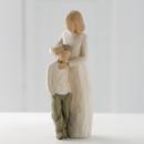 Willow Tree Mother & Son Statua Mamma e figlio
