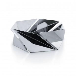 Alessi Cestino KALEIDOS NS02 centrotavola acciaio inox