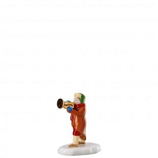 Hutschenreuther Weihnachtsmarkt Trombettiere Figurine MERCATINO di NATALE 2019