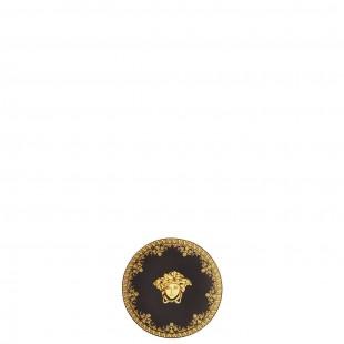 Versace Bomboniera I love Baroque Nero Piattino 10 cm Completa di confezione Matrimonio/Nascita/Comunione/Laurea