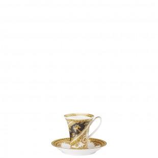 Versace I love Baroque tazza caffè con piattino