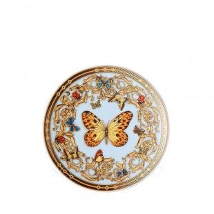 Versace Bomboniera Le jardin de Versace Piattino 10 cm Completa di confezione Matrimonio/Nascita/Comunione/Laurea