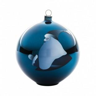 Alessi AAA07 Angelo Blue Christmas decorazione per albero