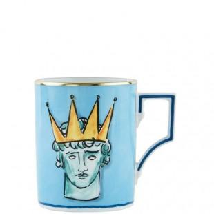 Richard Ginori IL VIAGGIO DI NETTUNO Mug Sea Blue