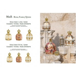 Baci Milano Maroc&Roll ROYAL FAMILY Lampada Catalitica SMALL Queen