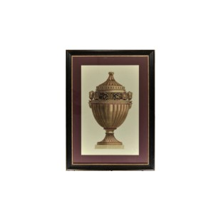 Jordan Interiors  BHAB034 quadro EMPIRE URN IV