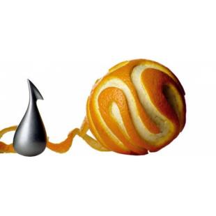 Alessi APOSTROPHE sbuccia / pela arance