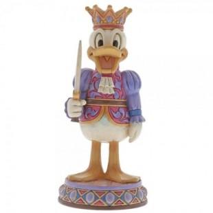 Jim Shore DISNEY Donald Duck Schiaccianoci Paperino