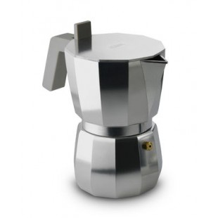 Alessi MOKA DC06 David Chipperfield Caffettiera Espresso