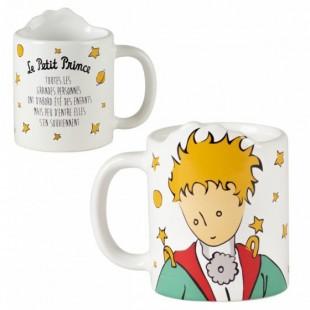 Le Petit Prince Bomboniera Mug Tazza Il Piccolo Principe Completa di confezione Matrimonio/Nascita/Comunione/Laurea