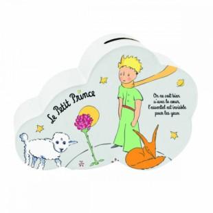Le Petit Prince Bomboniera Salvadanaio NUVOLA Il Piccolo Principe Completa di confezione Matrimonio/Nascita/Comunione