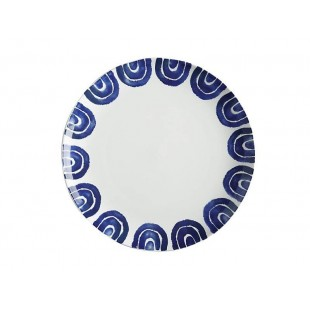 Maxwell&Williams Suomi Vassoio tondo 36.5cm blu