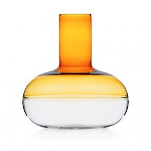 Ichendorf Alchemy Bottiglia trasparente e ambra Decanter
