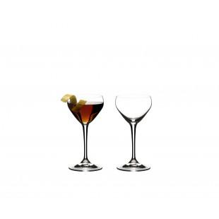 Riedel DRINK SPECIFIC GLASSWARE NICK & NORA set 2 bicchieri