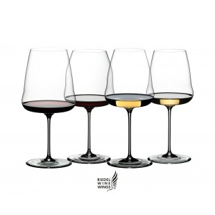 Riedel WINEWINGS TASTING SET 4 calici da degustazione vino