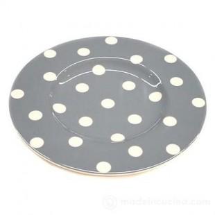 Livellara FRESHNESS Piatto Frutta Dots ( 6 pezzi )