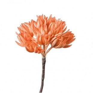 L'Oca Nera 1P143 Crisantemo in Eva-POLIETILENE ESPANSO  Fiore Artificiale
