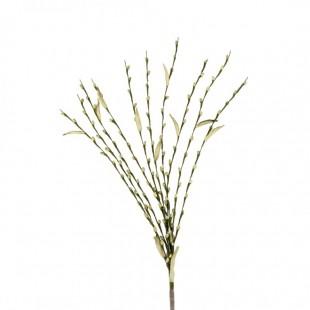 L'Oca Nera 1P139 Salix Verde in Eva-POLIETILENE ESPANSO  Fiore Artificiale