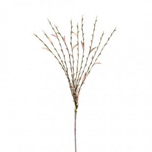 L'Oca Nera 1P138 Salix Rosa in Eva-POLIETILENE ESPANSO  Fiore Artificiale