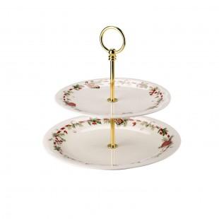 Hutschenreuther Alzata dolci in porcellana Weihnachtsleckereien 02460-725492-25317
