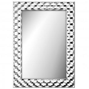 Rosenthal Silver Collection Specchiera Specchio MOVE Argento Bilaminato