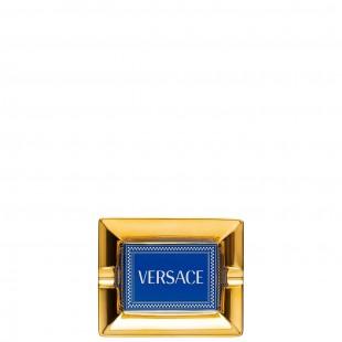 Versace Medusa Rhapsody Posacenere 13 cm Blu