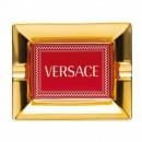 Versace Medusa Rhapsody Posacenere 13 cm Rosso