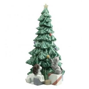 Nao by Lladrò NATALE MISCHIEF Albero di Natale