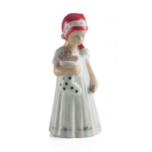 Royal Copenhagen Elsa con Calza Mini RF1021093 bianco