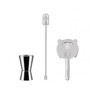 Alessi Our Roots Mixing Kit 5053SET 3 pezzi