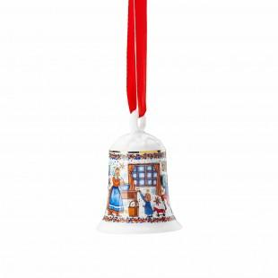 Hutschenreuther Panetteria di Natale 2020 Campanella in porcellana