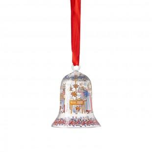 Hutschenreuther Panetteria di Natale 2020 Campanella in cristallo