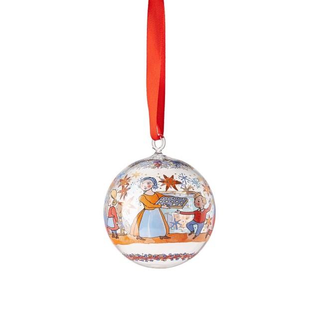 Hutschenreuther Panetteria di Natale 2020 Sfera in cristallo